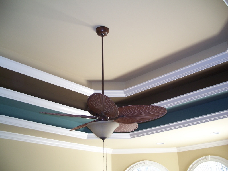 Master Bedroom Ceiling View